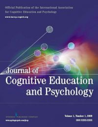 journal cognitive education iacep